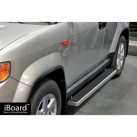 iBoard Running Boards For 2003-2011 Honda Element Sport Utility 4-Door (Excl. SC) Image 2 of 7