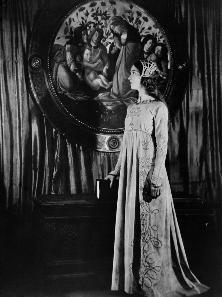 Lillian Gish : Muses, Cinematic Women | The Red List