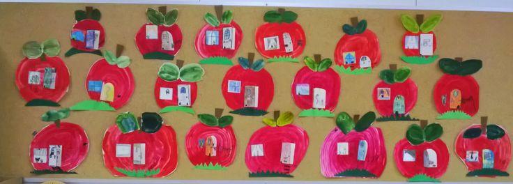 Anna idean kiertää!: Somat omenakodit