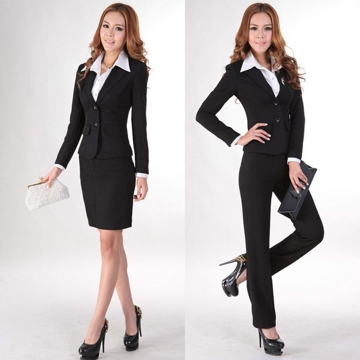 <PEM> 2012 slim fashion ol professional set work uniforms female suit uniform 0933-in Blazer & Suits from Apparel & Accessories on Aliexpress.com