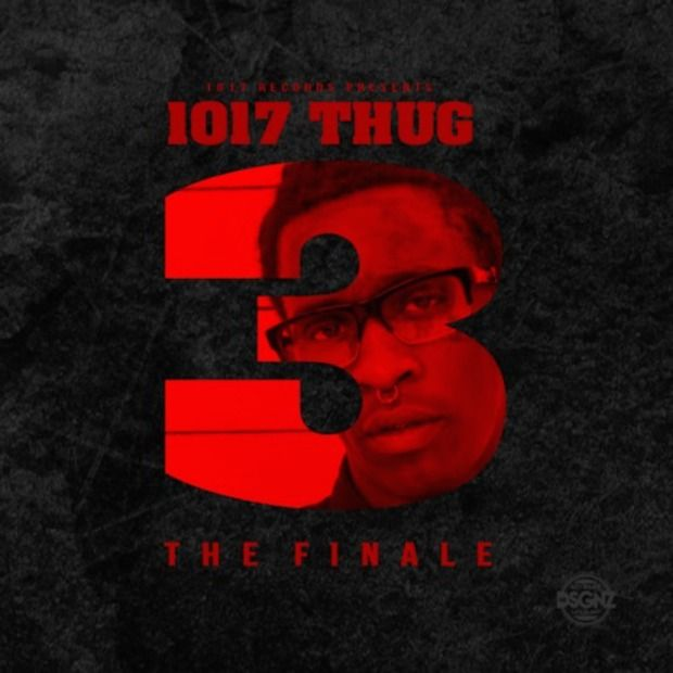 Look: Young Thug - 1017 Thug 3 the Finale | Pre-Order http://stupidDOPE.com/?p=338112 #stupidDOPE #Music