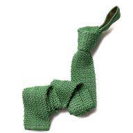 Gebreide das 2 - - philippe perzi  - Must-wear: De gebreide stropdas - Manify.nl