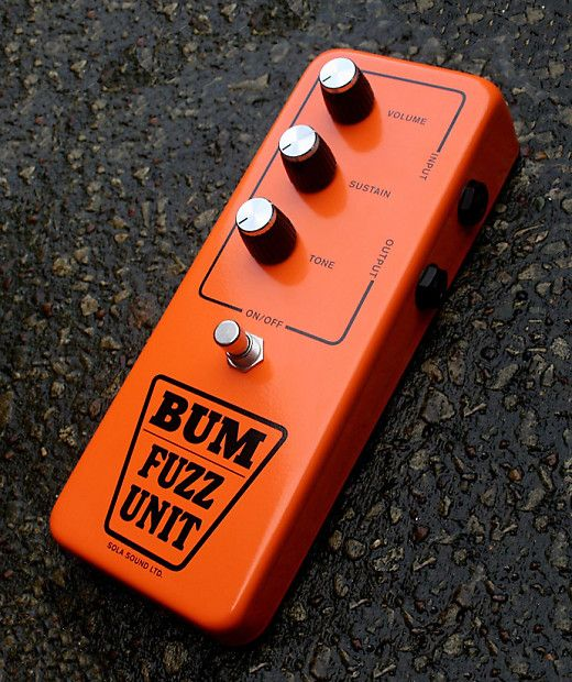 Hi from LondonAnyone who's familiar with us  will know there is a waiting list for most of our products. However we  occasionally we have a few extra bits and bobs so we figured we'd reach  via Reverb so the proper fuzz heads of the World can get their dirty  mitts on them !!First a huge thank you to Edwyn Collins for lending us the B&M Fuzz he used on 'Girl like you' .We originally built the B&M fuzzes in the mid 70s - they were basically Jumbo Tone Bend...
