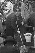 Antisemitische Ausschreitungen Wien 1938 - Stock Photo