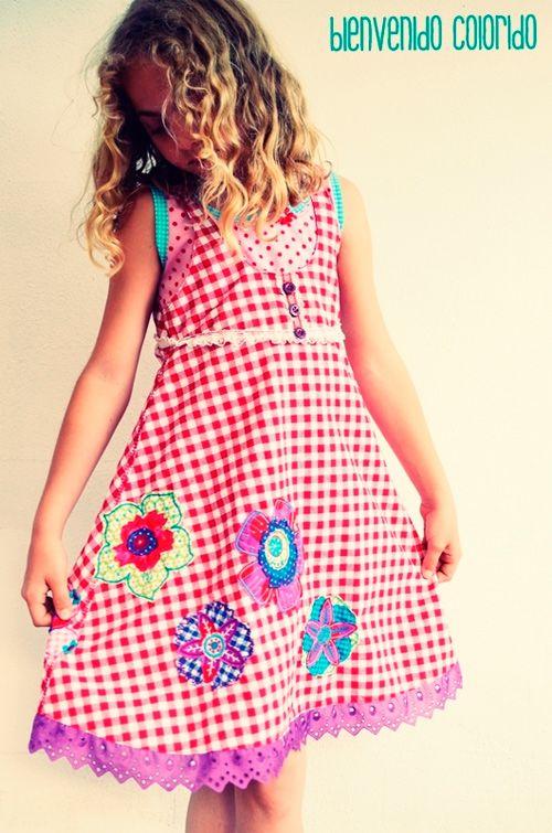 8 besten Kleid Einschulung Bilder auf Pinterest | Kleid einschulung ...