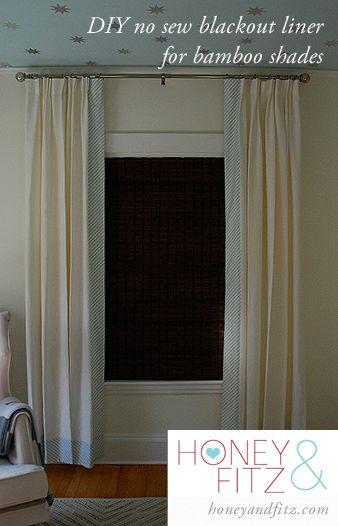 Best 25 blackout blinds ideas on pinterest roller for Best blackout window treatments