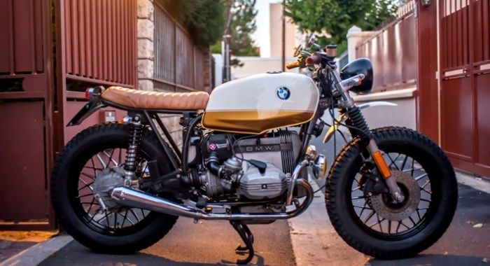 Bmw R65 Quot Cafe Cream Quot R65 Bmw And Scrambler