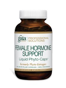 Gaia Herbs- Female Hormone Support 60 lvcaps