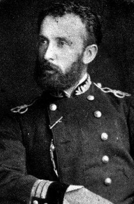 Manuel Romero, Capitán del Regimiento de Zapadores