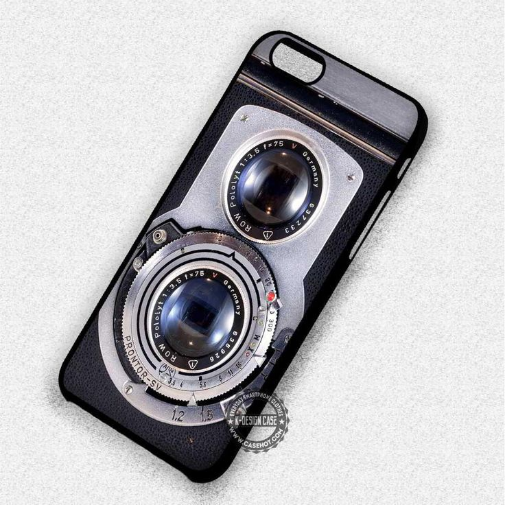 Vintage Camera Inspired - iPhone 7 6S 5C SE Cases & Covers #camera #black #iphonecase #phonecase #phonecover #iphone7case #iphone7 #iphone6case #iphone6 #iphone5 #iphone5case #iphone4 #iphone4case