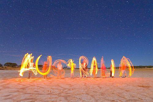 I love a Sunburnt Country...