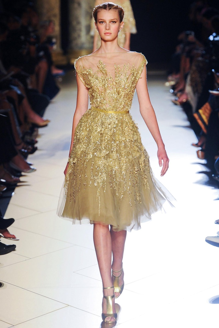 elie saab (paris): You Can Haute, Fashion, 2012 Couture, Dresses, Runway, Fall 2012, Couture Fall, Haute Couture, Elie Saab Fall