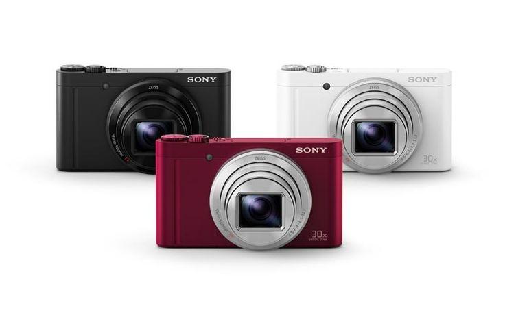 Ταξιδέψτε χωρίς περιττό βάρος με τις νέες compact φωτογραφικές μηχανές υψηλής απόδοσης από τη Sony  •Υψηλής ποιότητας φακοί ZEISS® Vario-Sonnar T* με οπτικό ζουμ 30x και χαρακτηριστικά τεχνολογίας αιχμής •Η Cyber-shot™ HX90/HX90V διαθέτει εικονοσκόπιο OLED και δακτύλιο χειρισμού, για εσάς που θέλετε να βγάζετε «επαγγελματικές» φωτογραφίες
