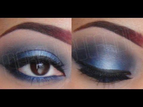 Dallas Cowboys Makeup Tutorial
