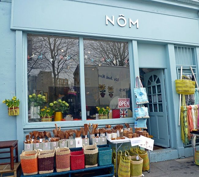 N M Living London Love Those Color Blocked Baskets Perfect For Farmers Shop Window Displayshome Goods