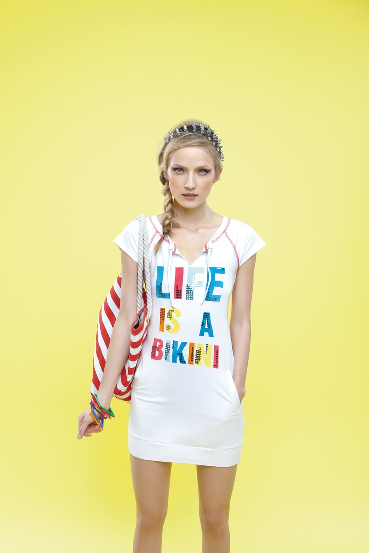 noidinotte  Spring Summer 2012    #pigiama #nightwear #look #life #easywear