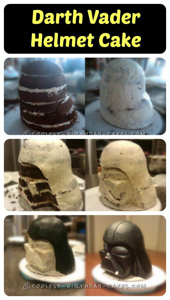 May the Force be with you in your quest for Star Wars Cake ideas. Here's a collection of cool Star Wars Cake ideas that'll help you find inspiration for making your own.