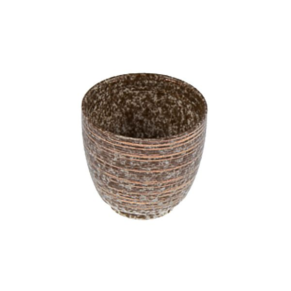 Touetsugama - Keramik Sake Becher | Handgemachtes Geschirr aus Japan