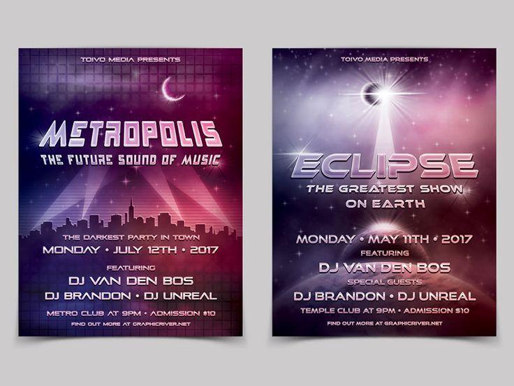Futuristic Flyer Templates - buy them here: https://graphicriver.net/item/futuristic-flyers-bundle/19932241