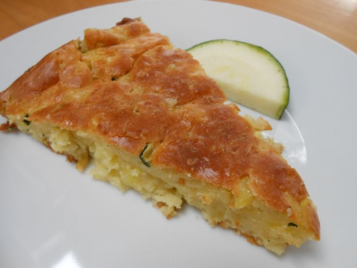 Rezept Kartoffel-Zucchini-Kuchen von AlexGi - Rezept der Kategorie Backen herzhaft