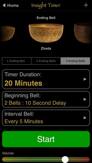 Insight Timer - Meditation Timer by Insight Network Inc