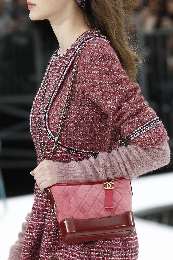 Défilé Chanel prêt-à-porter femme automne-hiver 2017-2018 57