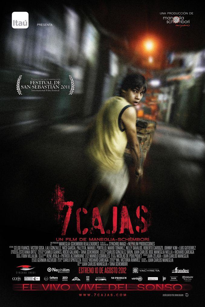 7 Cajas Pelicula Paraguaya Recomendada Com Imagens Filmes