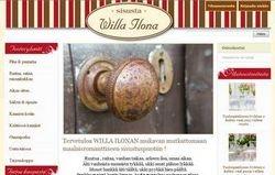 Willa Ilona Sisustuskauppa