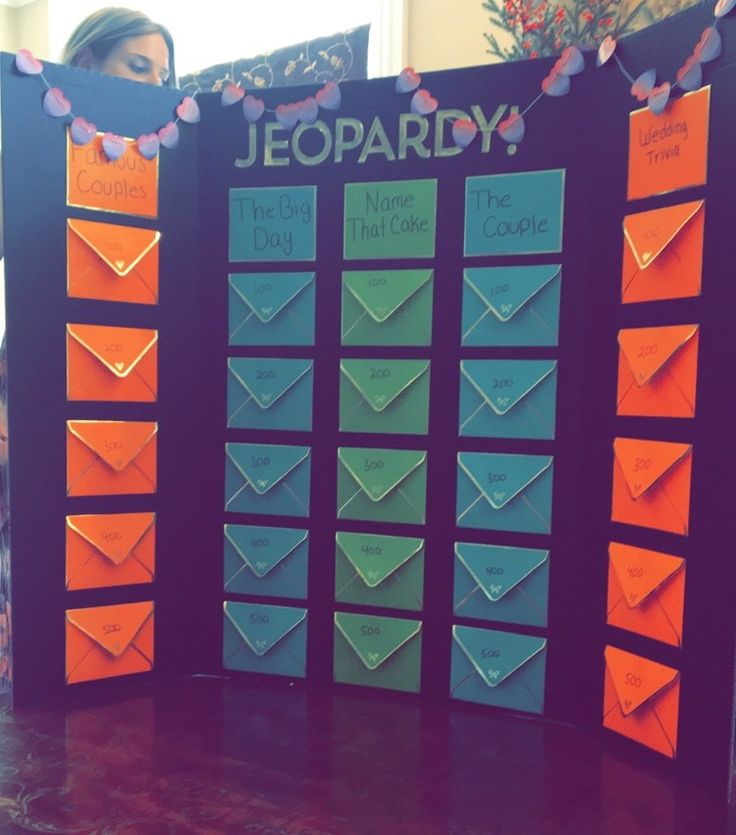 Best 25+ Bachelorette jeopardy ideas on Pinterest Bridal games - jeopardy game template