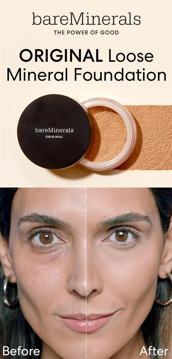 Our bestselling powder foundation perfects your complexion