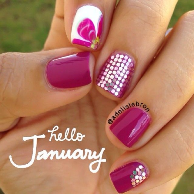 Instagram photo by adelislebron #nail #nails #nailart
