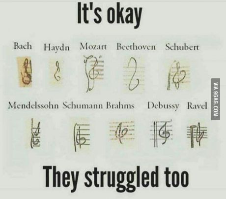 Except for f-ing MOZART... even Schubert and Debussy's aren't as good...
