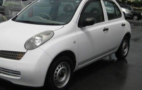 NISSAN MARCH 2004 | 5024 Stock #     ¥150,000