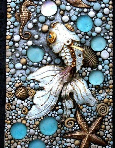 mosaics...this is wonderful art!