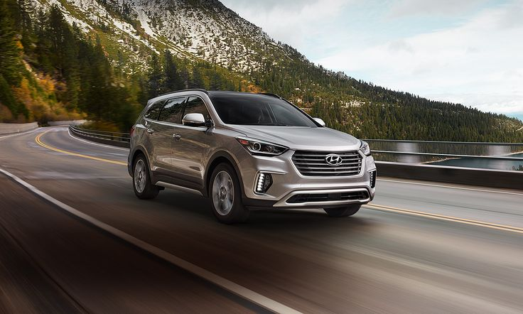 2017 Hyundai Santa Fe – Mid-Size SUV | Hyundai. Starting at $31,000