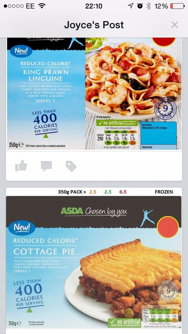 16 best slimming world tesco images on pinterest for Low fat meals slimming world