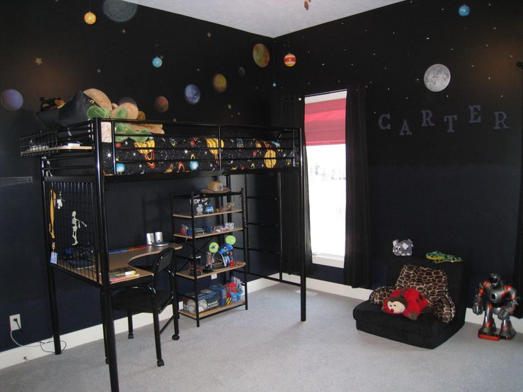 Outer Space Bedroom 17 Best Images About That Room Is Outta This World Outer Space