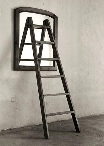 Chema Madoz. Fotografía.    #espejo #mirror