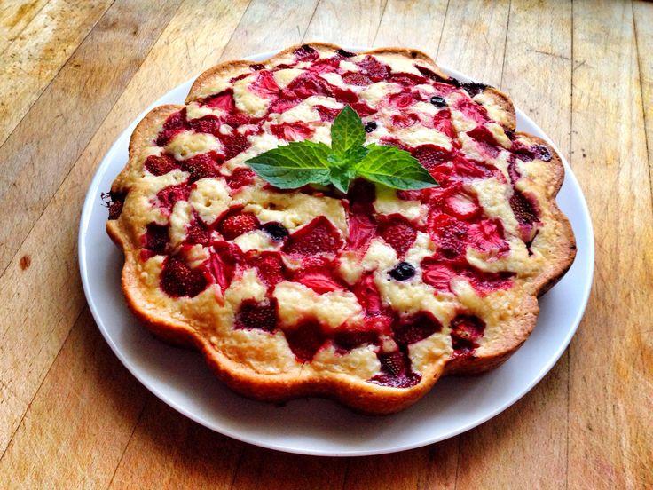 Пирог на скорую руку - Andy Chef - блог о еде и путешествиях, пошаговые рецепты, интернет-магазин для кондитеров