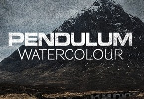 Pendulum | Watercolour #Music