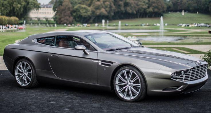 Zagato becomes latest coachbuilder to 'Brake' an Aston Martin | Classic Driver Magazine