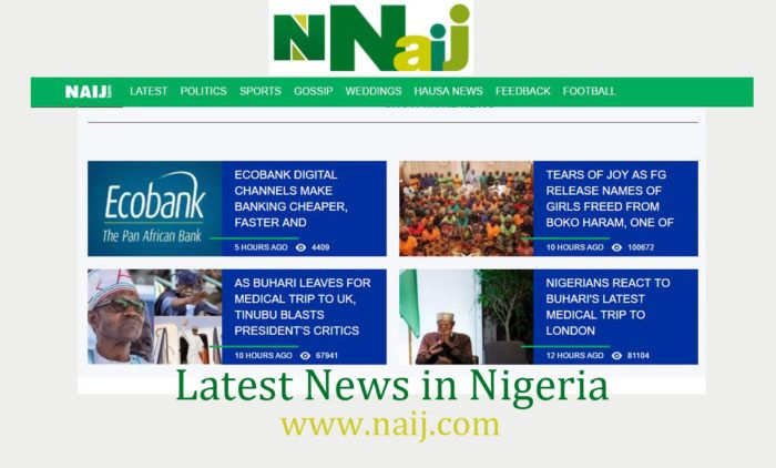 Naij.com - Latest News in Nigeria - TrendEbook