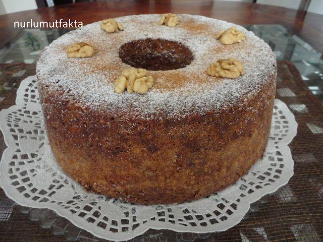 NURLUMUTFAKTA !!!: HAVUÇLU KEK | Tatlı kek, tart ve pastalar ...