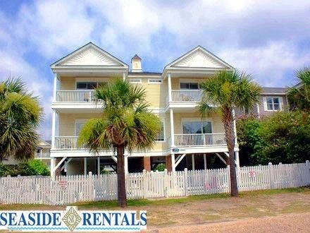 Rosalia Del Mar'e - Surfside Beach Vacation Rental Duplex