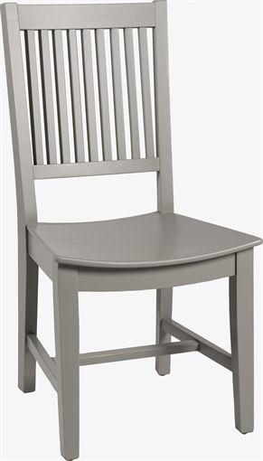 Neptune Harrogate Painted Dining Chair, Fog