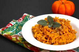 Creamy Pumpkin Sage Rotini & Banza Chickpea Pasta Review