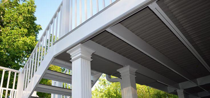 StrongJoist Aluminum Deck Framing Termite Resistent