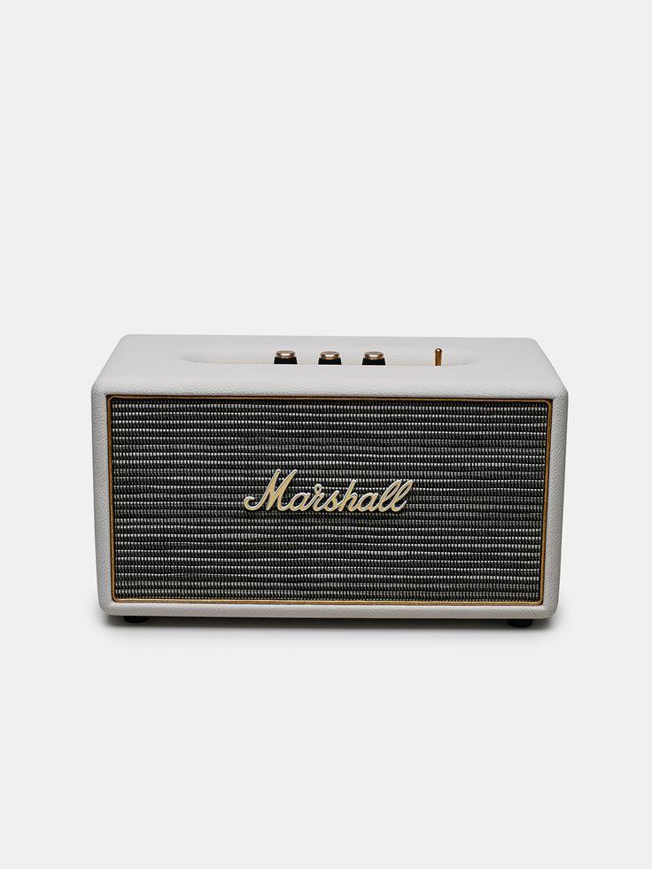 MARSHALL , Stanmore Krem Hoparlör  #cream #speaker #marshall #shopigo #shopigono17 #ss16 #conceptstore #onlinestore #onlineshopping #buyonline #onlineconceptstore #technology