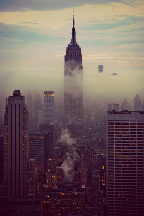 The Empire State. ~ETS