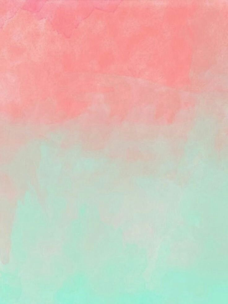 Pink & Mint Green Abstract Art Ipad mini wallpaper, Mint
